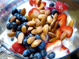 Almonds_Yogurt