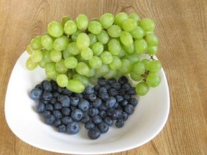 blueberries-and-grapes