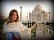 Female Travel India