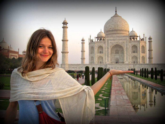Female Travel India
