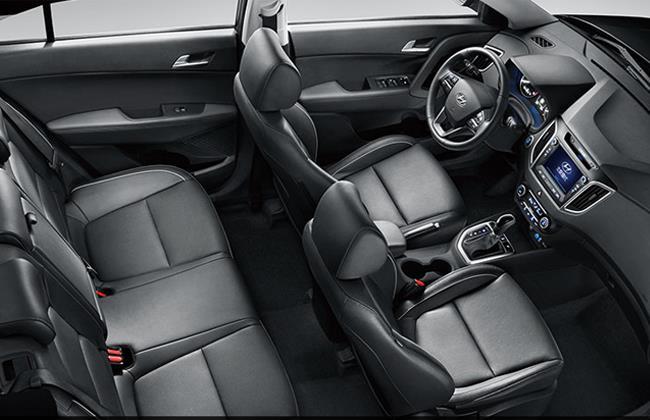 Hyundai Creta Interior India